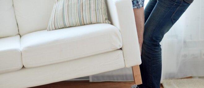 Kā radīt mājīgumu īrētā dzīvoklī bez remonta palīdzības?