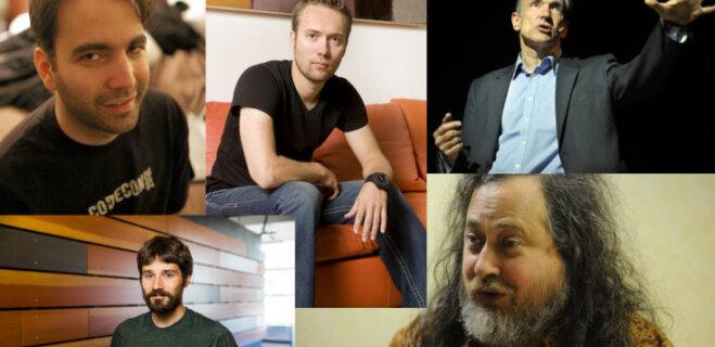 Linux, Полфейсбука и Моховая GNU-Борода: Топ-12 самых влиятельных программистов