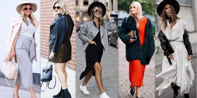 Октябрь вдохновляет: подборка комфортных и стильных комплектов осенней одежды