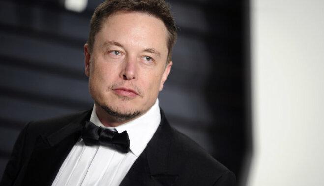 Всеть попало первое фото электрогрузовика Tesla