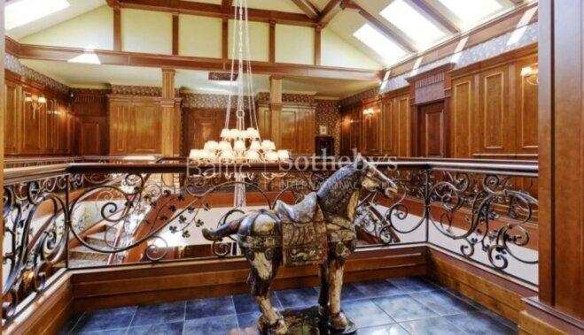 """ФОТО: Юрмальская резиденция """"Villa Filix"""" стоимостью """"сильно больше миллиона"""""""