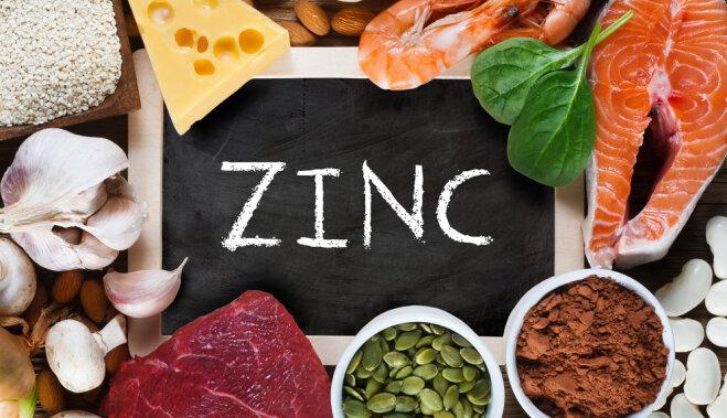 Признаки нехватки цинка в рационе питания
