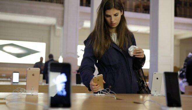 Инфографика: сколько часов надо работать на покупку Apple iPhone 6s?