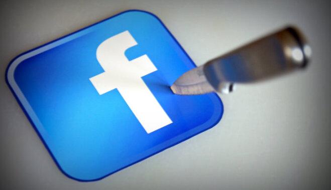 Юзеры социальная сеть Facebook Messenger недовольны возникновением рекламы в дополнении