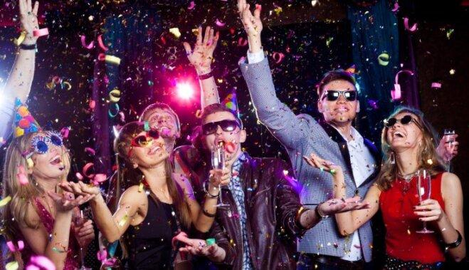 Новый год глазами ведущих: курьезы, неожиданности, Сергей Светлаков и Санта-стриптизер