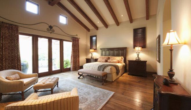Сладких снов: ФОТО волшебных спален из разных уголков мира