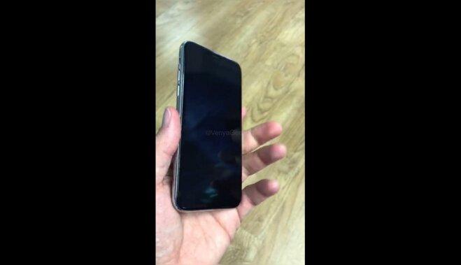 Вглобальной web-сети появилось ВИДЕО смакетом iPhone 8
