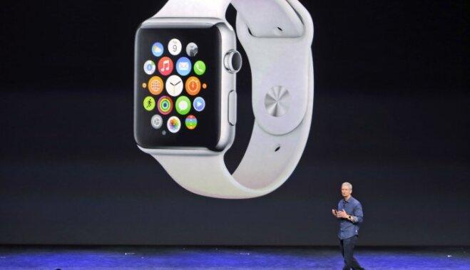 Jūnijā 'Apple Watch' realizācija sasniegusi savu maksimumu, apgalvo Kuks