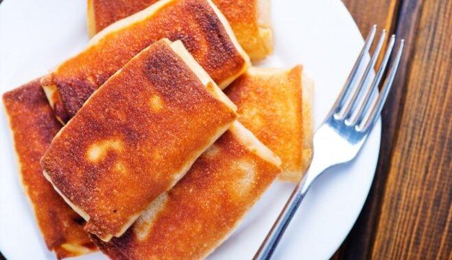15 вкуснейших начинок для блинов