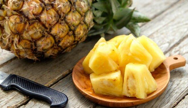 Запах, попа, чешуя: выбираем ананас правильно