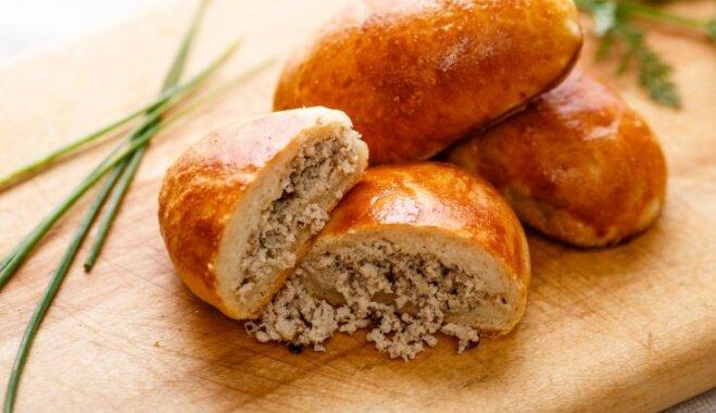Пирожки, тающие во рту: 10 основ приготовления мясной начинки