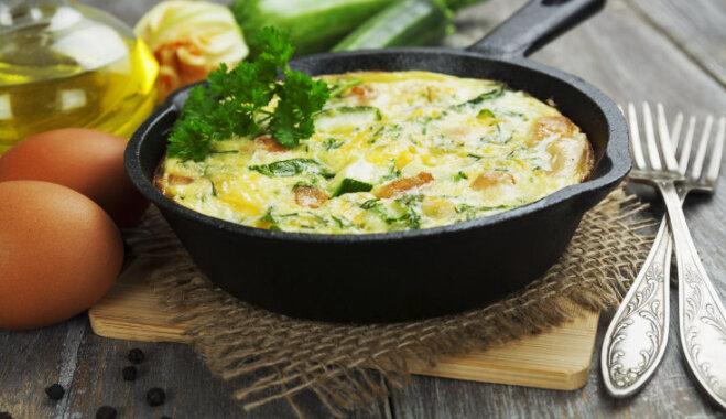 Kabaču omlete