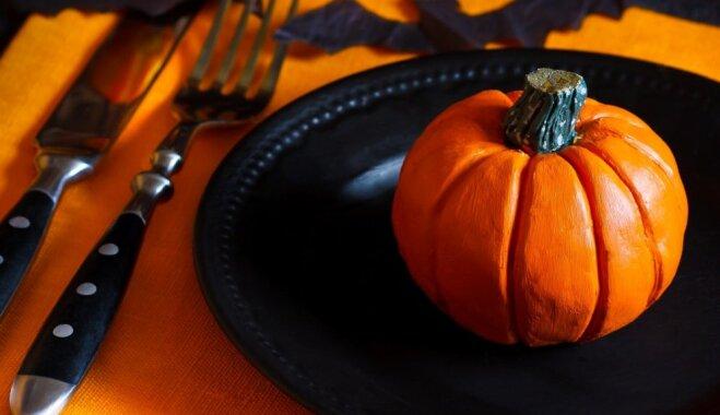 ФОТО. Тыквы, свечи и скелеты: Как на Западе украшают дома на Хэллоуин