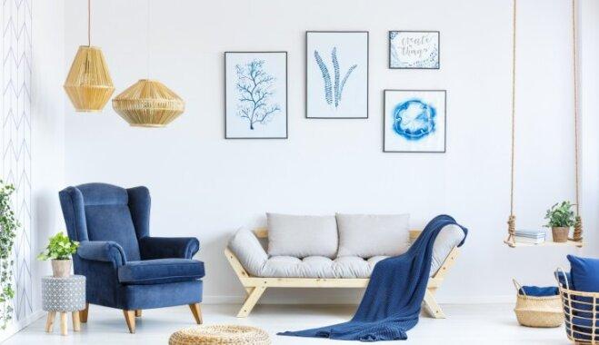 Idejas mājokļa pārvērtībām: 10 iedvesmojoši 'Instagram' konti ar atjaunotām telpām