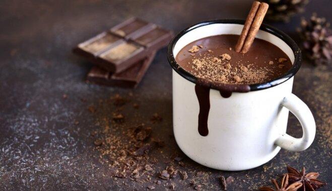 Krūzīte laimes – kā pareizi pagatavot nevainojami garšīgu karsto šokolādi