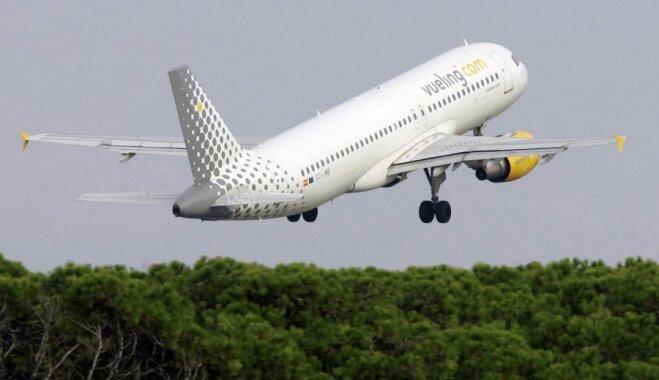 Испанский лоукостер Vueling объявил распродажу на полеты по Европе, всего 20 евро