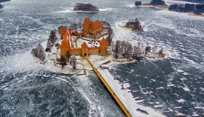Что делать зимой в Литве? Топ-6 идей для отдыха на свежем воздухе