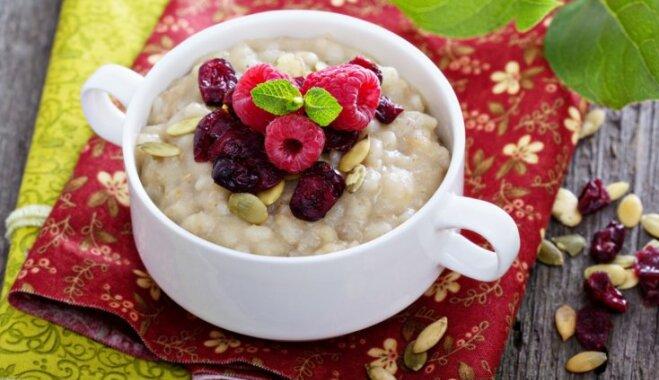 Septiņas siltas un garšīgas putras ģimeniskām brokastīm