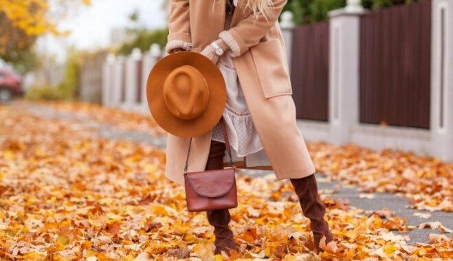 Zīmīgākās rudens modes tendences: stilistes Signes Valteres ieteikumi