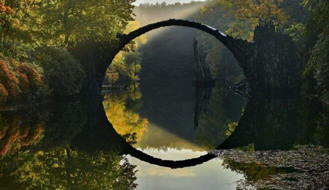 Velna tilts – viena no skaistākajām Vācijas vietām, kas apskatāma bez maksas