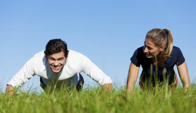 Sešas kļūdas sportojot, kas traucē iegūt glītu augumu