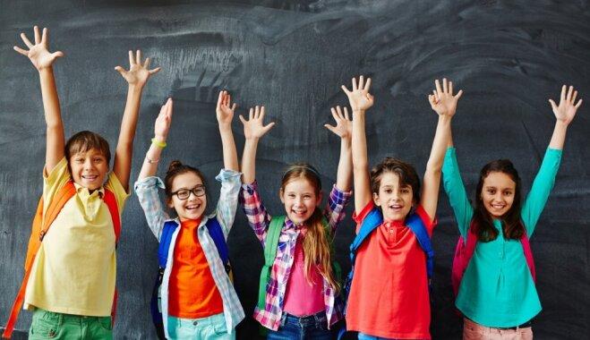 6000 skolēnu no visas Latvijas atklās inicatīvu 'Latvijas skolas soma'