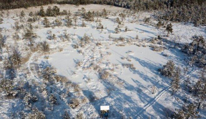 Foto: Raganu purva Sēra dīķu taka – vieta netraucētai pastaigai