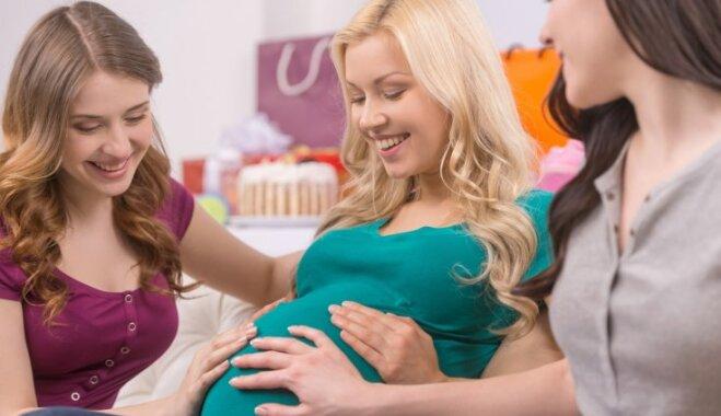 Četri iemesli grūtniecības slēpšanai līdz pēdējam iespējamam termiņam