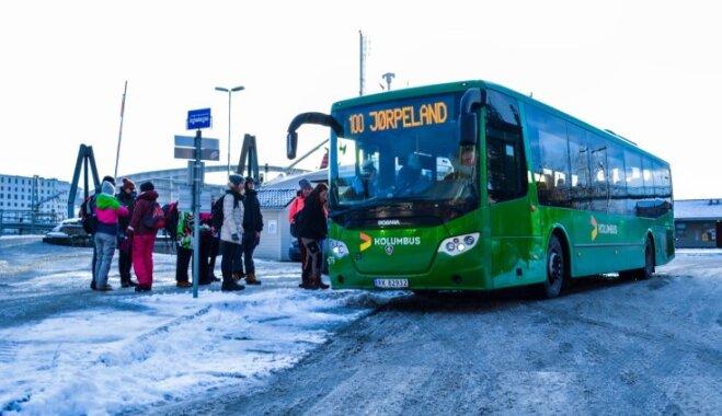 Spontānā Stavangere – kā par 70 eiro izbraukāt Norvēģijas klintis un fjordus