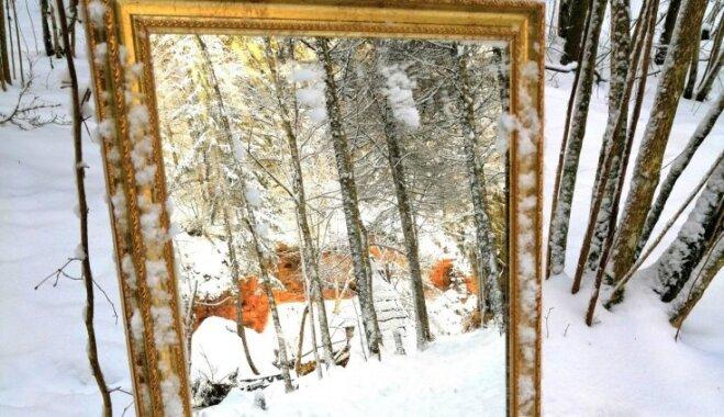 Gleznainā Cecīļu dabas taka, kur reiz mitinājies velns ar divām raganām