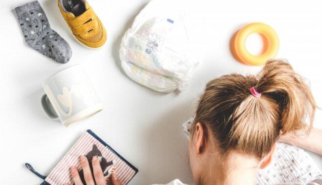 Десять простых советов, которые помогут мамочкам успеть все