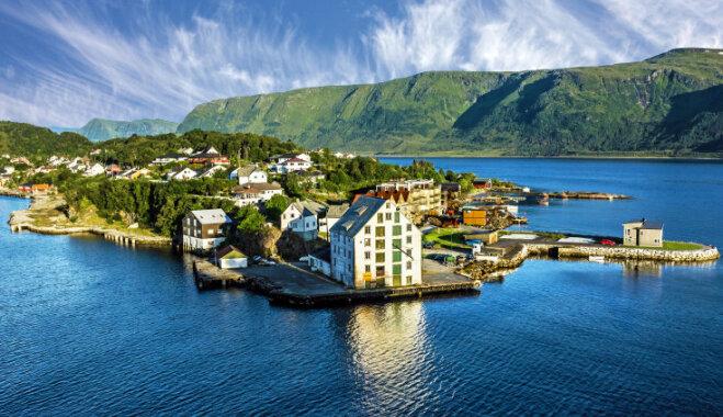 Власти Норвегии запланировали переход на электрическую авиацию