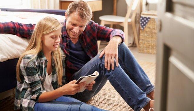 Kāpēc pusaudzis mēdz neuzticēties vecākiem; kā sākt sarunas par seksualitātes jautājumiem