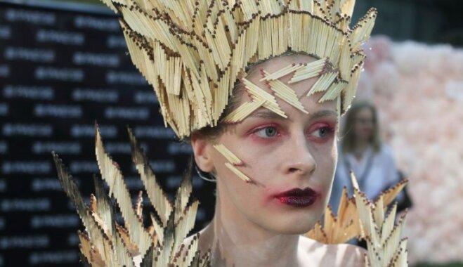 'Expo Beauty 2017' trešā diena: kreatīvā meikapa brīnumdarbi