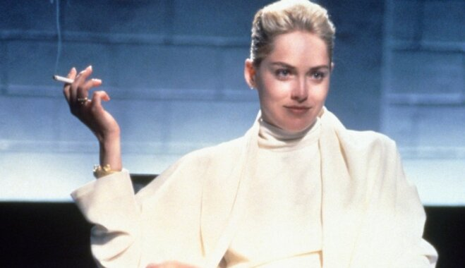 Шэрон Стоун: роковая блондинка с интеллектом профессора