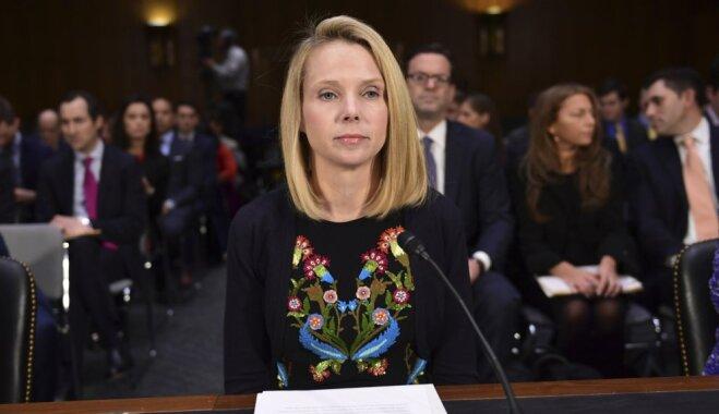 Экс-глава Yahoo обвинила российских хакеров во взломе 3 млрд учетных записей