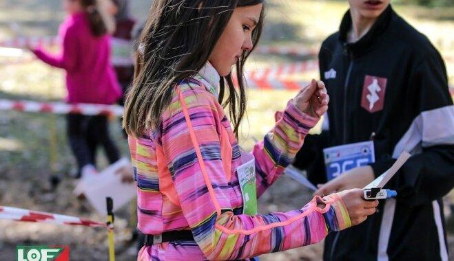 'Latvijas skolu orientēšanās kauss 2019' pulcēs skolēnus Mežaparkā