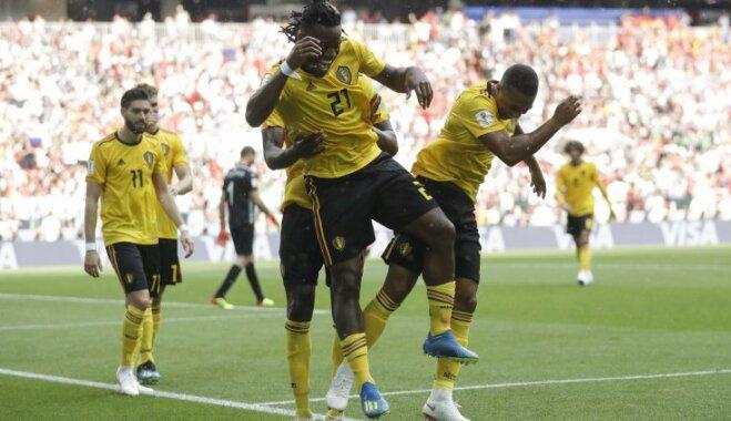 Бельгия обыграла Тунис в матче с семью голами, Лукаку догнал Роналду в гонке бомбардиров