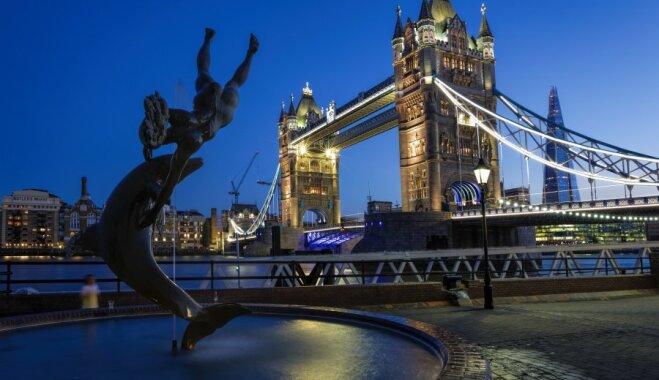 Ceļojums uz Londonu