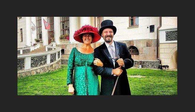 Pakrojas muiža Lietuvā: viss ir pa īstam, nekādu sagudrotu stāstu