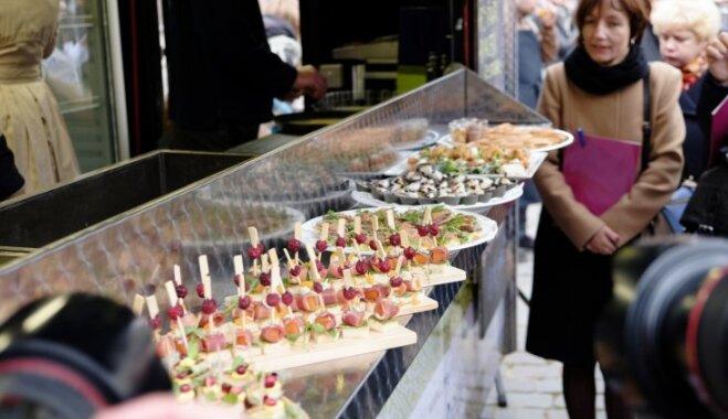 Nedēļas nogalē Rīgas ielās izbrauks mobilais restorāns