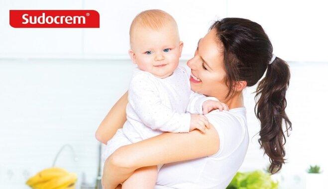 Jaunās mammas ābece – īsumā par ādas izsutumiem un to kopšanu