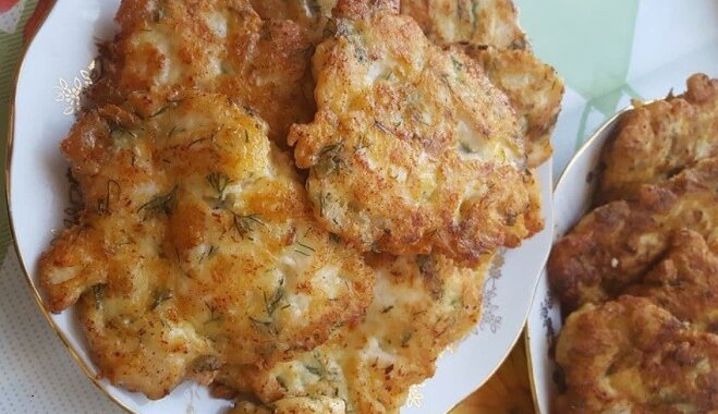 Поесть быстро – блинчики из курицы с сыром