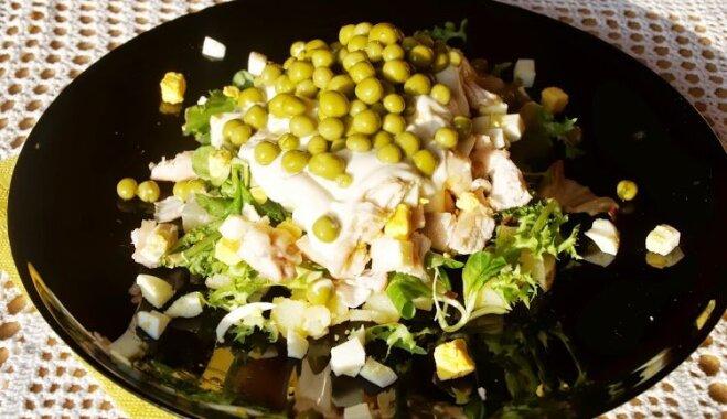 Rasols jeb Olivjē salāti