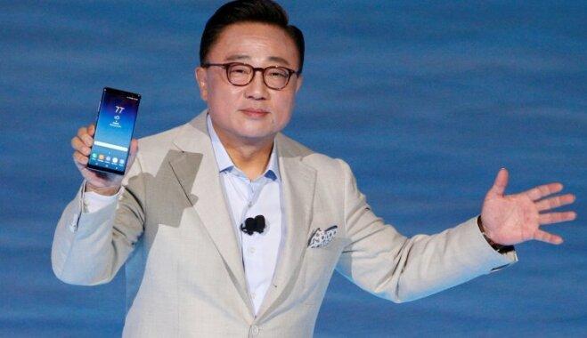 Топ-менеджер Samsung уточнил планы по выпуску гибкого смартфона