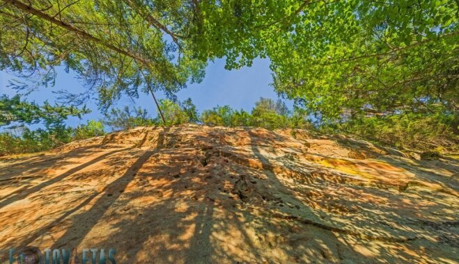ФОТО: Скальная стена Личу – Ланьгю, которая никого не оставит равнодушным