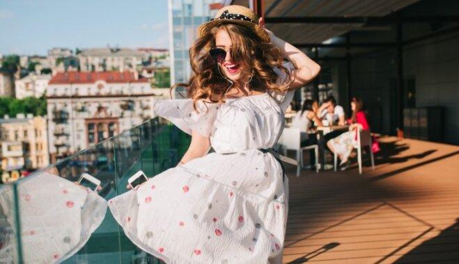 Ko ģērbsim šovasar? Stilistes Kristas Timzes ieteikumi