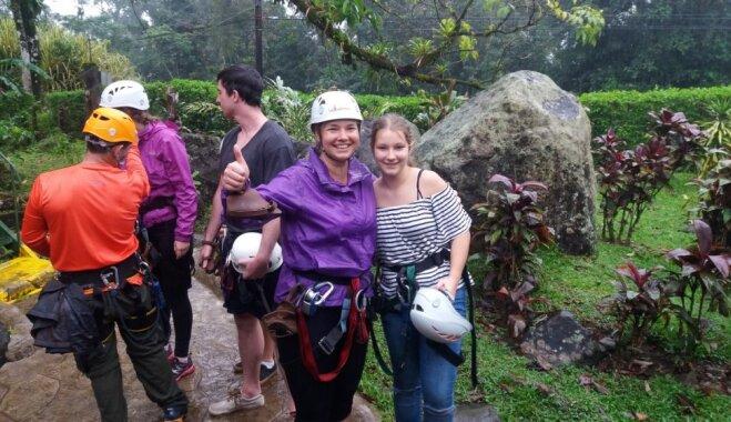Ceļojuma stāsts: trīs paaudžu dāmu piedzīvojumi tālajā Kostarikā – okeāns, džungļi un ballītes