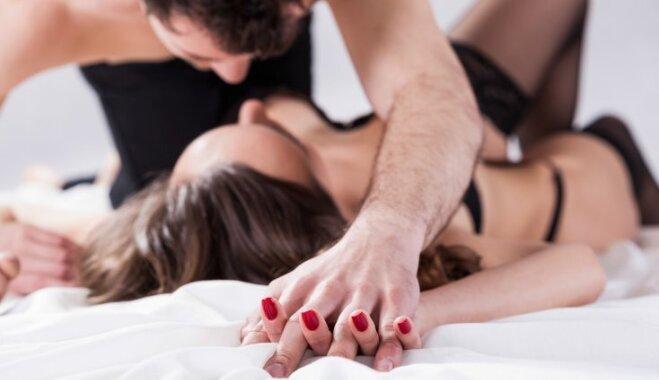 Список сексуальных поз, которые женщины тайно ненавидят