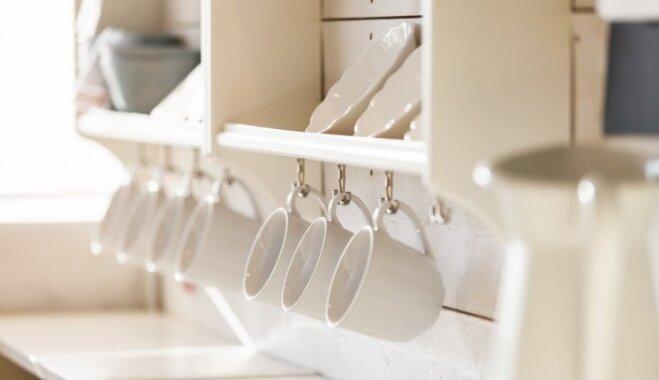 Топ-7 вещей, которые не надо хранить в кухонных шкафах